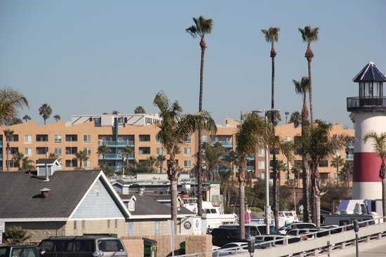 WorldMark Oceanside Harbor: Hotel