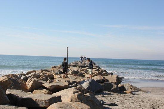 WorldMark Oceanside Harbor: Pier walking distance