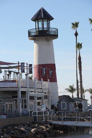 WorldMark Oceanside Harbor: Lighthouse restaurant