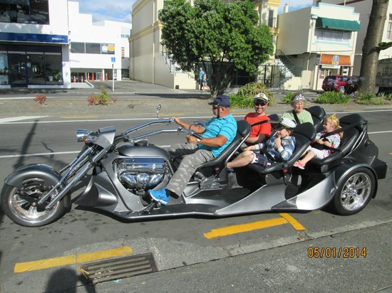Supertrike Tours and Hire: Having a blast on the Supertrike