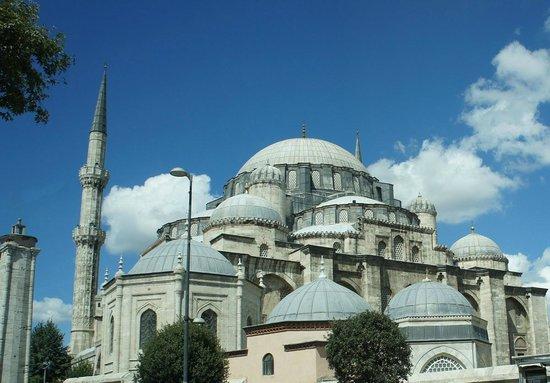 Süleymaniye-Moschee: Suleymaniye Camii 1