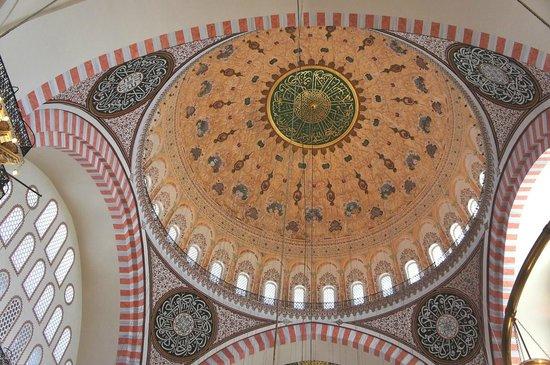 Süleymaniye-Moschee: Suleymaniye Camii 4