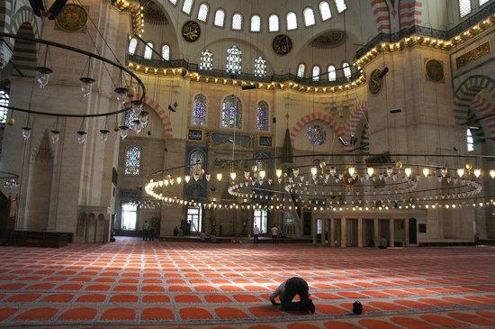 Süleymaniye-Moschee: Suleymaniye Camii 2