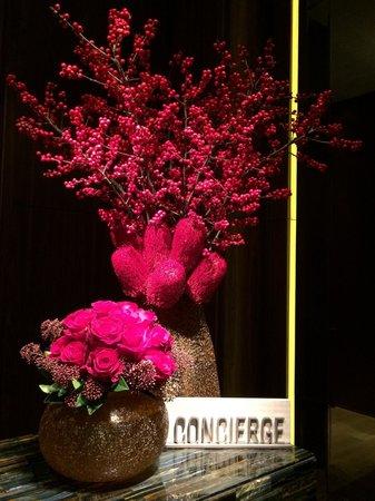 Four Seasons Hotel Toronto : Concierge
