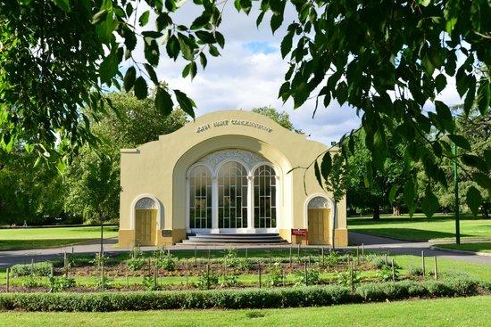 City Park: View of Parklands