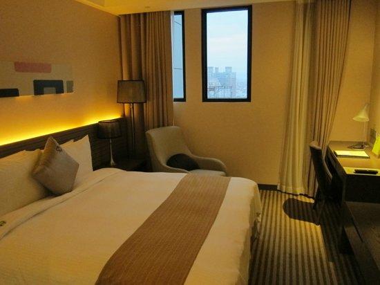 Park City Hotel-Luzhou Taipei: 907号室-寝室