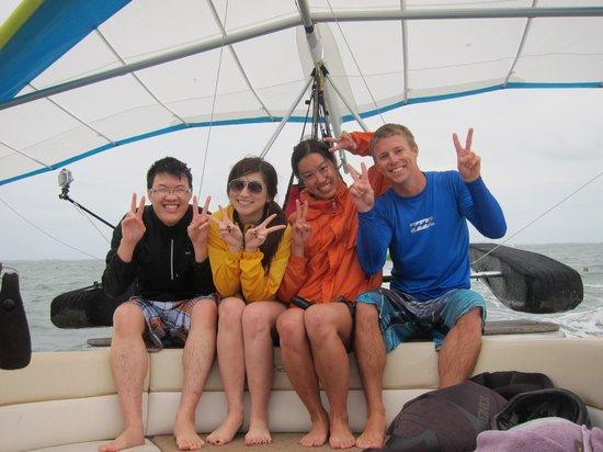 Asian Tourist Pose 75