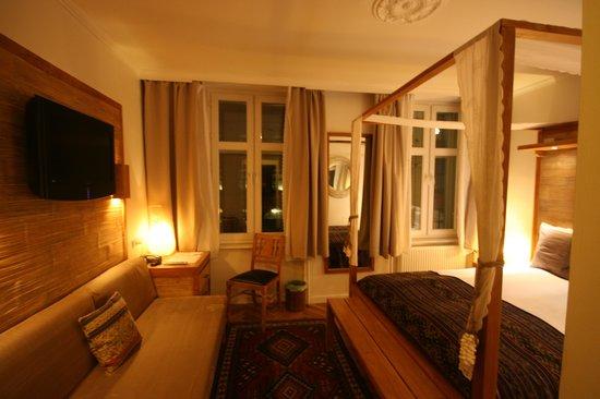 Axel Guldsmeden - Guldsmeden Hotels: Room 112