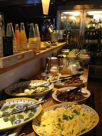 Axel Guldsmeden - Guldsmeden Hotels: More of the Breakfast Buffet
