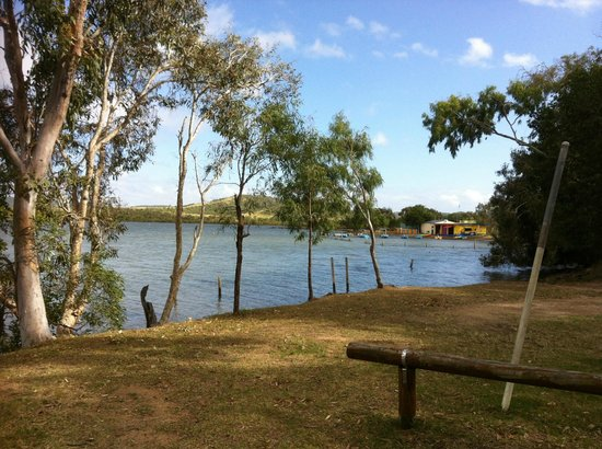 BIG4 Capricorn Palms Holiday Village: Great fishing in the estuary