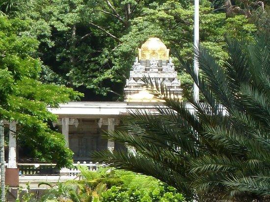 Kauai's Hindu Monastery : Hindu Temple