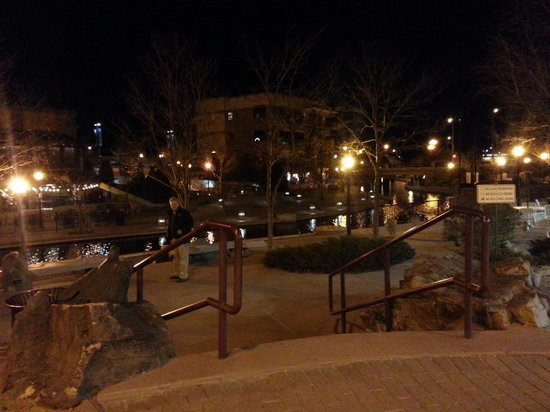 Historic Arkansas Riverwalk of Pueblo: Riverwalk