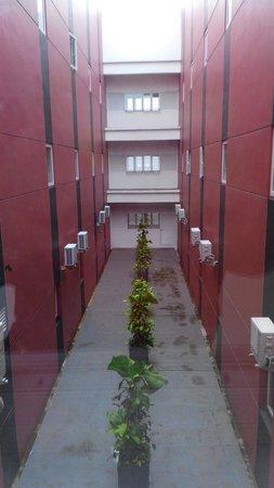 Hotel Amaris Pemuda Semarang: Lorong lt. 6