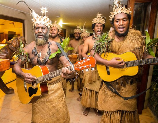 Breakas Beach Resort Vanuatu: Nightly entertainment