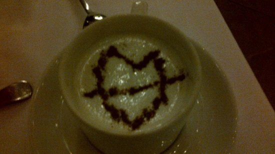 Majestic Elegance Punta Cana: Our delicious coffee!