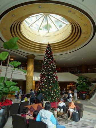 New World Saigon Hotel : Lobby