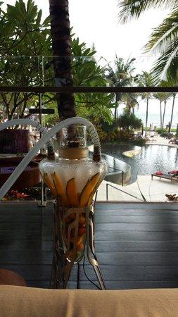 W Bali - Seminyak: The double hose Shisha