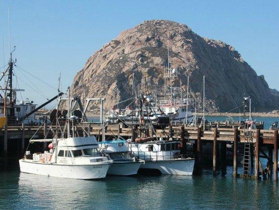 Sea Air Inn Morro Bay: view from room