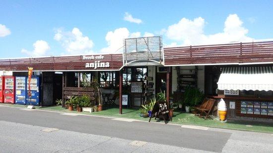 Senaga-jima Island: 食事処