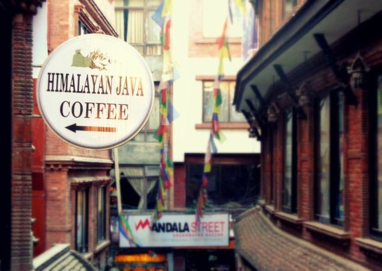 Himalayan Java Coffee Kathmandu Tridevi Marg