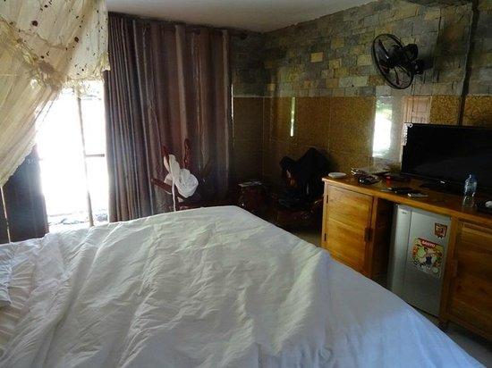 Chez Carole Resort: Room