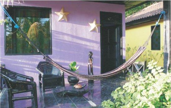 Beautiful Life Hotel : Bedroom terrace