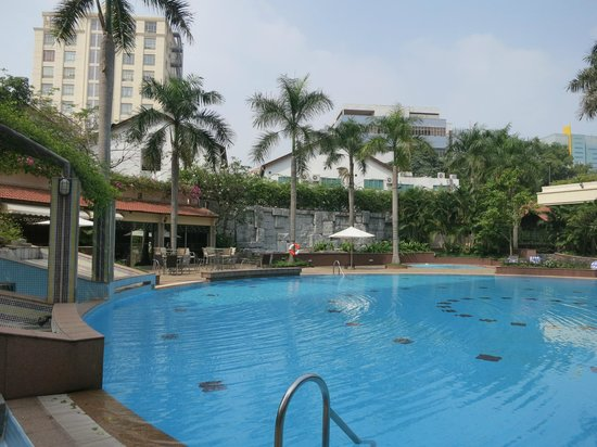 Pool picture of lotte legend hotel saigon ho chi minh Ho chi minh city hotels with swimming pool