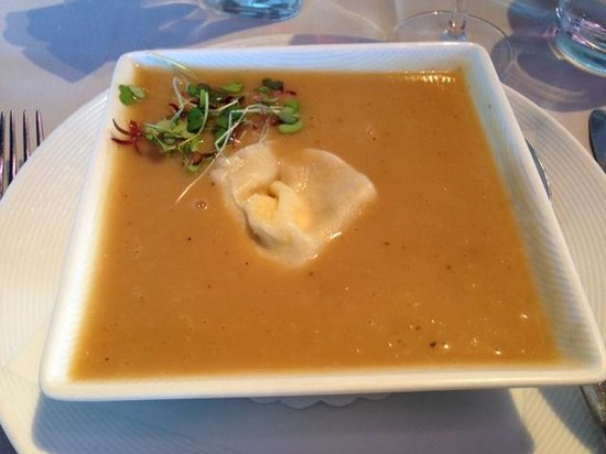 Robert : Fennel & Ravioli Soup