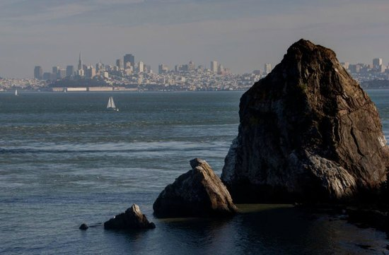Americas Best Value Inn-Corte Madera/San Francisco: Very close