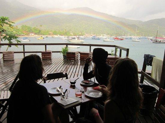 Che Lagarto Hostel Ilha Grande : breakfast