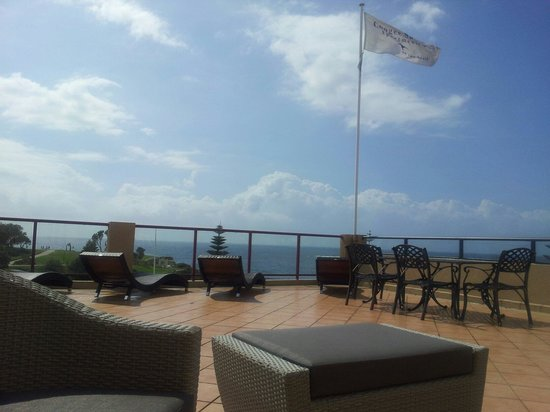 Coogee Sands Hotel & Apartments: Roof deck