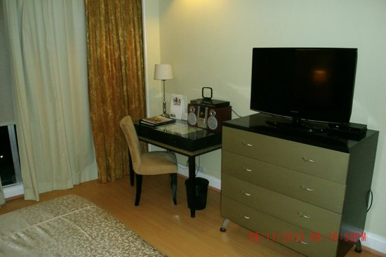 Somerset Millennium Makati: Studio Bedroom Pic 2