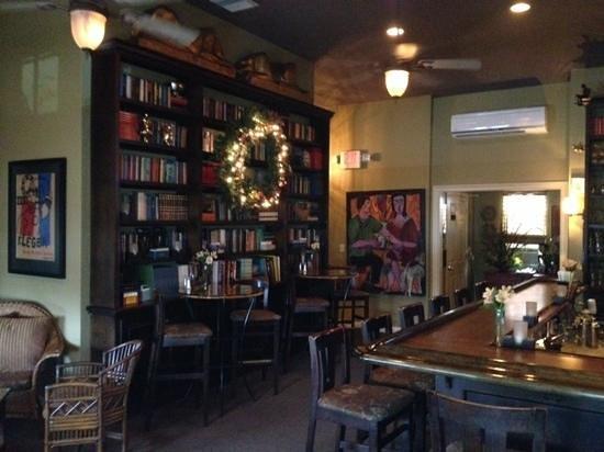 The Goblin Market: 2nd floor bar area