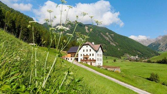 Senales, Italia: Josephus - luxoriöses Ferienhaus im Schnalstal
