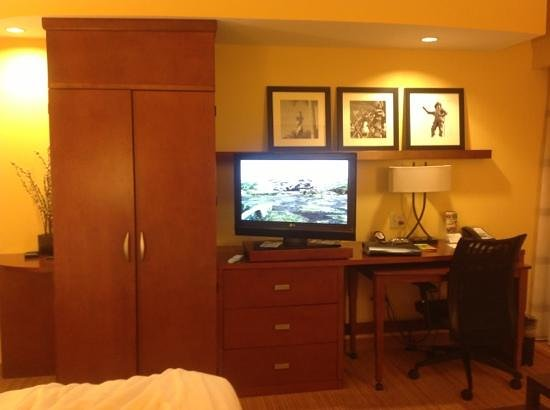 Courtyard by Marriott St. Augustine I-95: TV