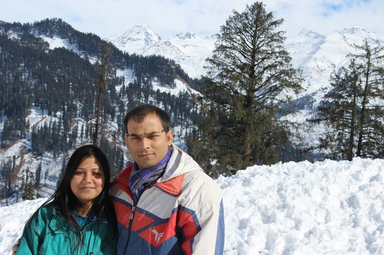 The Manali Inn : A visit to Solang Valley.