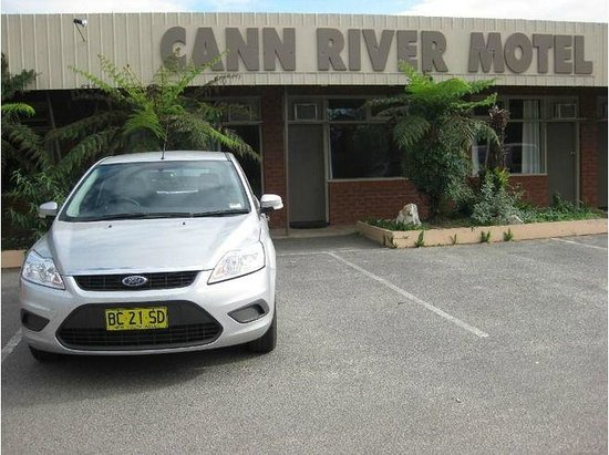 Cann River Motel
