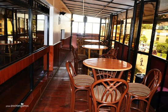 Cicada Hotel: Balcony