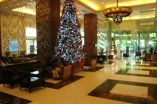 Cebu City Marriott Hotel: Lobby