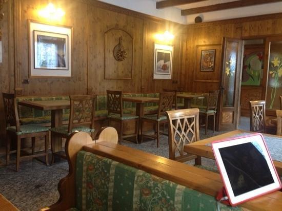 Hotel Tivet: Il bar
