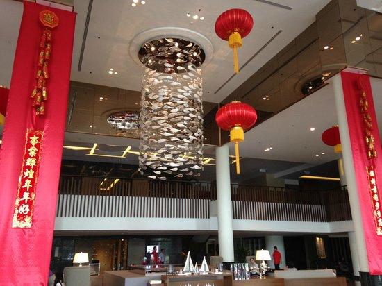 Renaissance Johor Bahru Hotel: Lobby