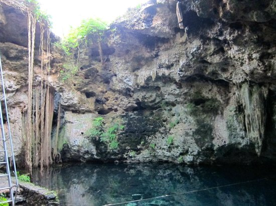 Hacienda Temozon, A Luxury Collection Hotel: the on-site cenote
