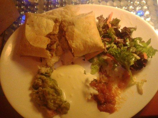 Lehka Hlava: Burrito