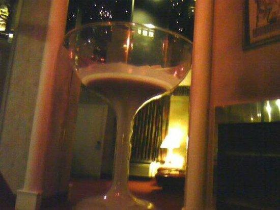 Pocono Palace Resort : Champagne Glass
