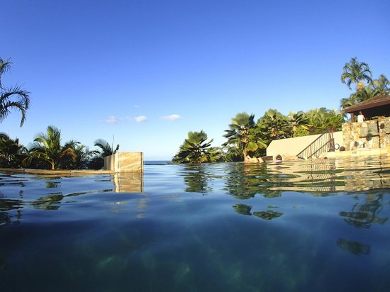 at Water's Edge Resort : One of 3 pools
