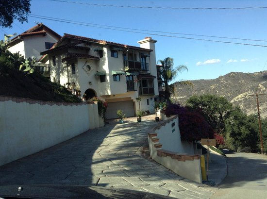 Topanga Canyon Inn Bed and Breakfast