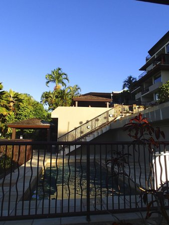 at Water's Edge Resort : multi-level