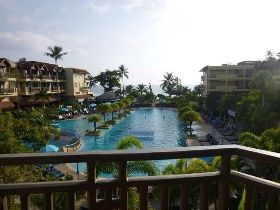 Phuket Marriott Resort & Spa, Merlin Beach: room view