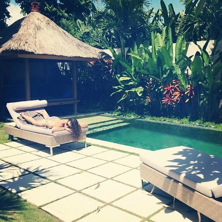 Villa Bali Asri Batubelig : Killing it Bali stylz.