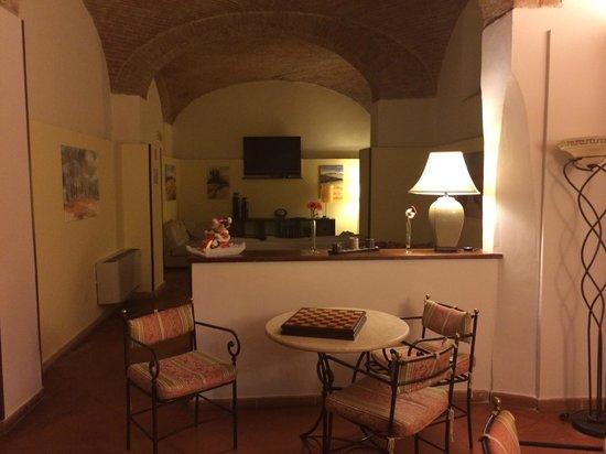 Borgo Antico: Salotto